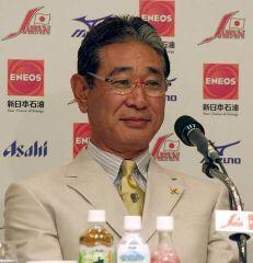 野球・日本代表の第1次候補選手60人を発表した星野仙一監督