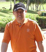 日本一記念ゴルフコンペのラウンドを終えた中村紀洋