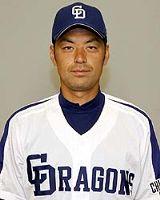 引退を表明した上田佳範